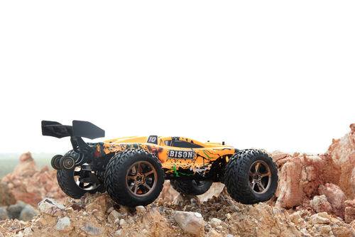 1:10 Scale 4WD Brushless Off -Road Truggy