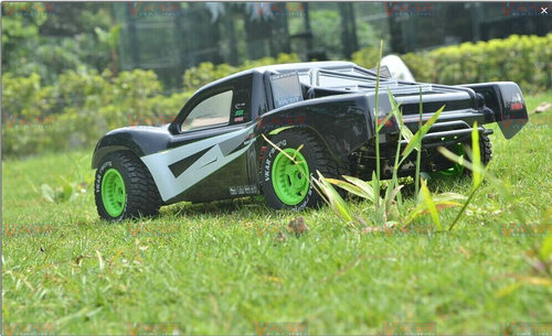 1/10 Scale Waterproof Brushless 4WD Short Course Truck Pro